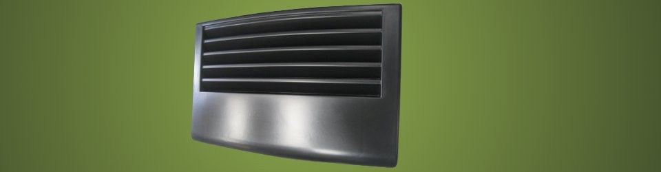 Refrigeration Grill Cover